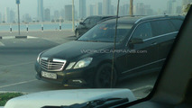 Mercedes E-Class wagon spied in Dubai by WCF reader