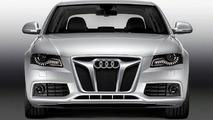 AK Car-Design Audi A4 grille insert