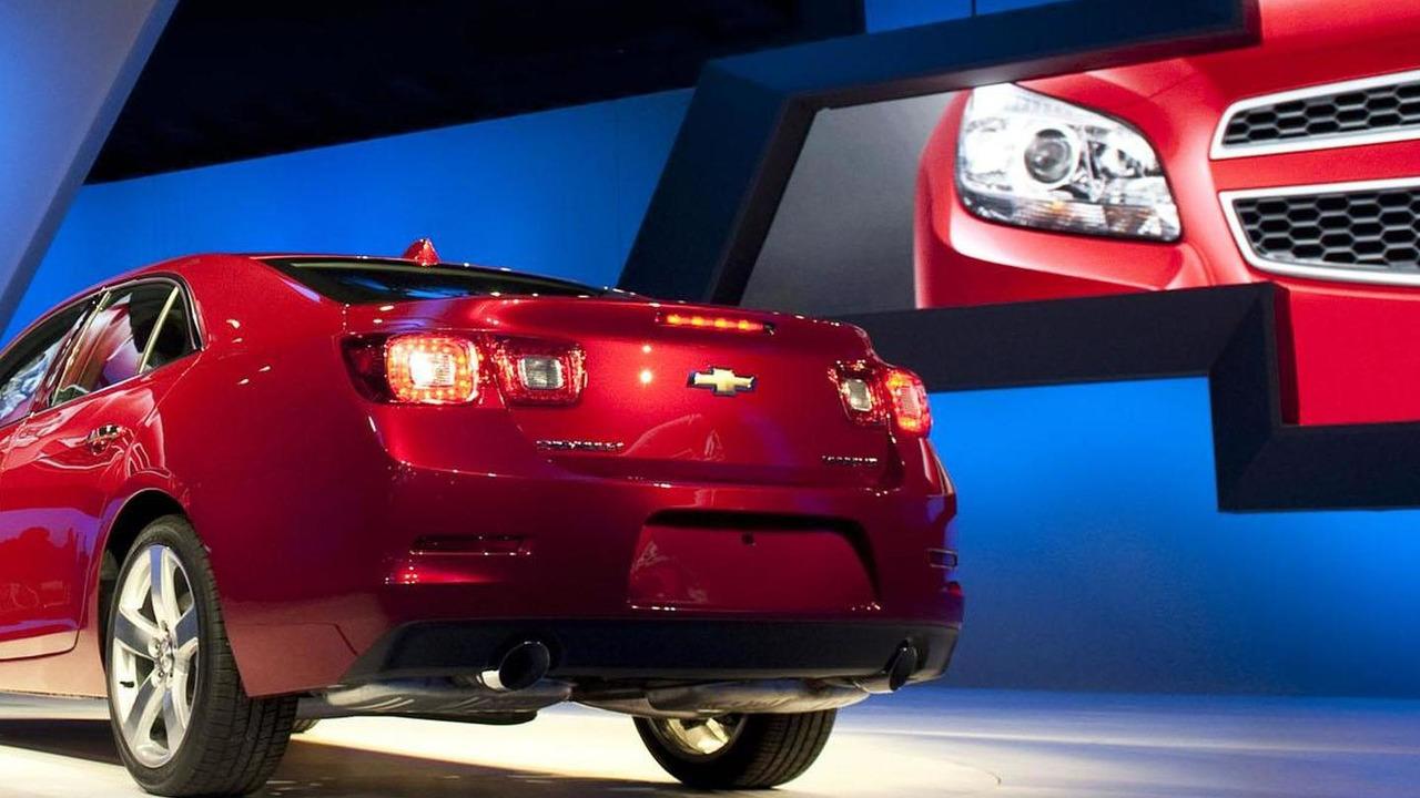 2013 Chevrolet Malibu - 21.4.2011