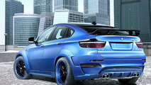 Lumma CLR X 650 M Based on BMW X6 M to Debut in Geneva