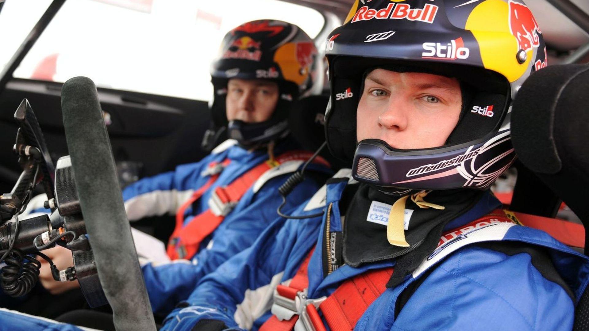 F1 return idea for Raikkonen 'interesting' - Red Bull