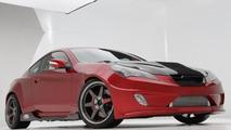 2010 ARK Performance Hyundai Genesis Coupe - SEMA 2010