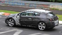 2012 Opel Astra GTC / OPC three-door latest Nurburgring spy photos
