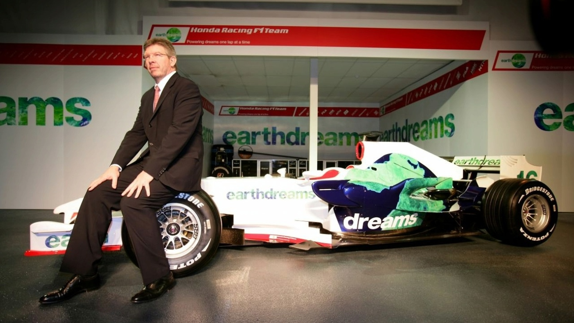 Honda Announces Sale of the Honda Racing F1 Team