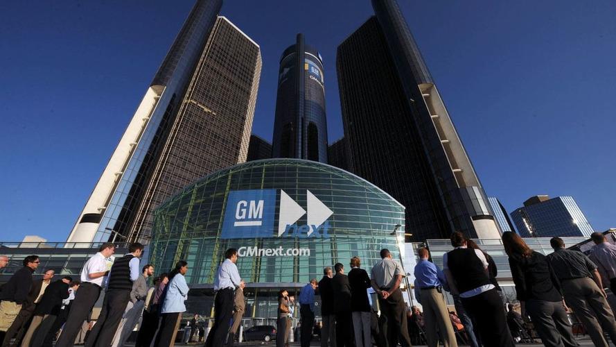 General Motors preparing for IPO