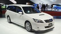 Subaru Exiga 2.0GT Tuned by STI Revealed in Tokyo