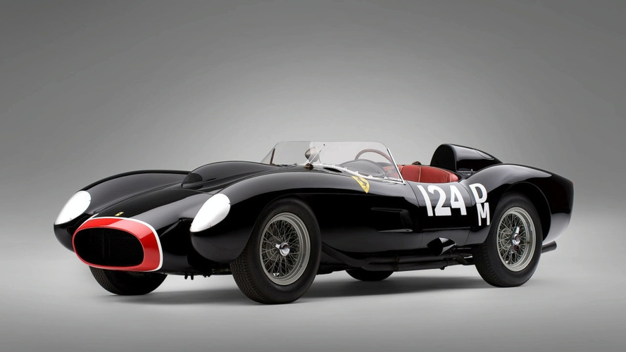 1957 Ferrari 250 Testa Rossa Sells for $12million at Auction, Breaks World Record