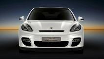 Oakley Design Porsche Panamera renderings