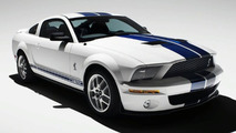 2007 Ford Shelby GT500 Rated at 500HP