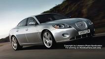 New Jaguar XF Announced