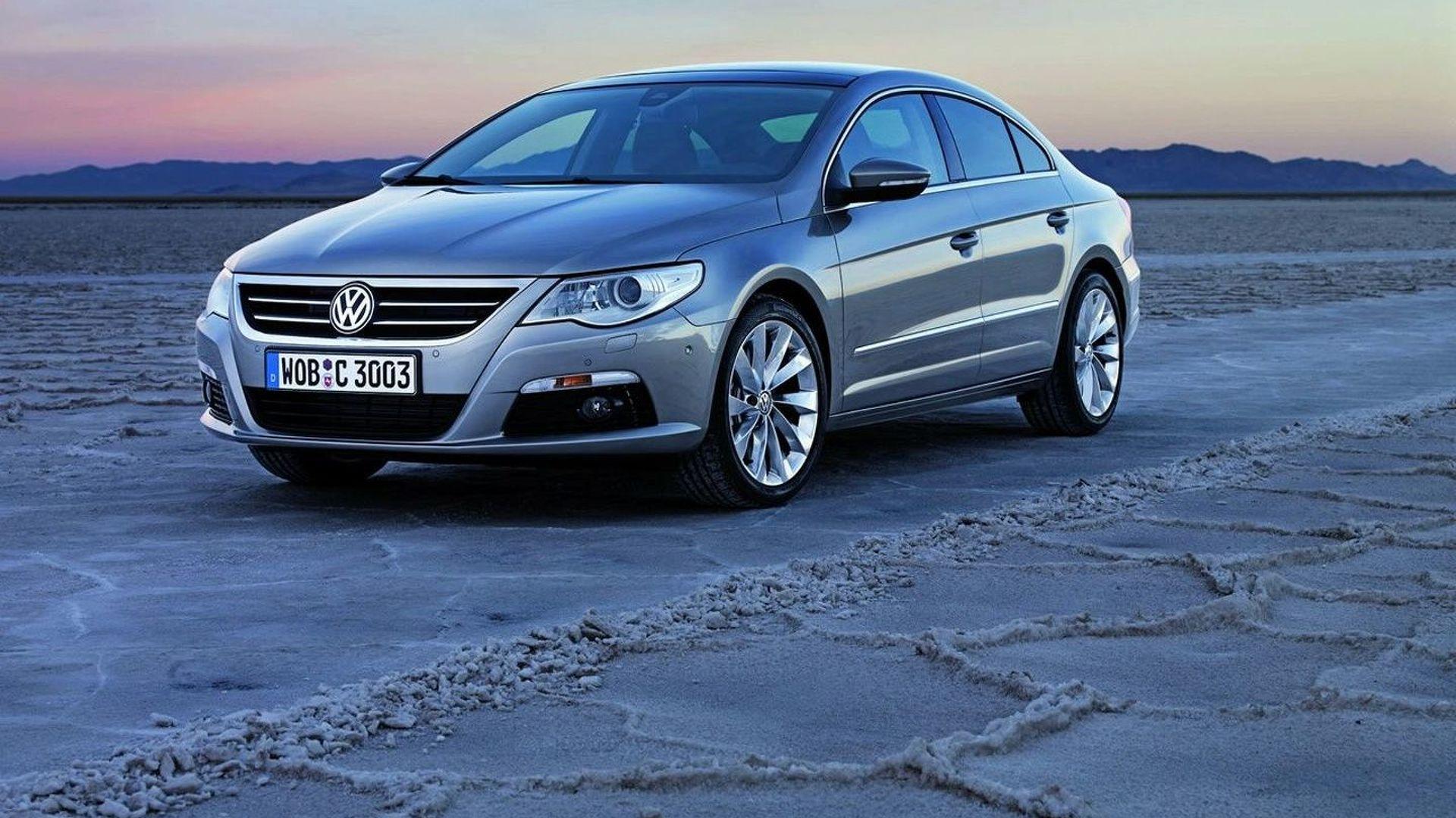 VW Passat CC US Pricing Announced