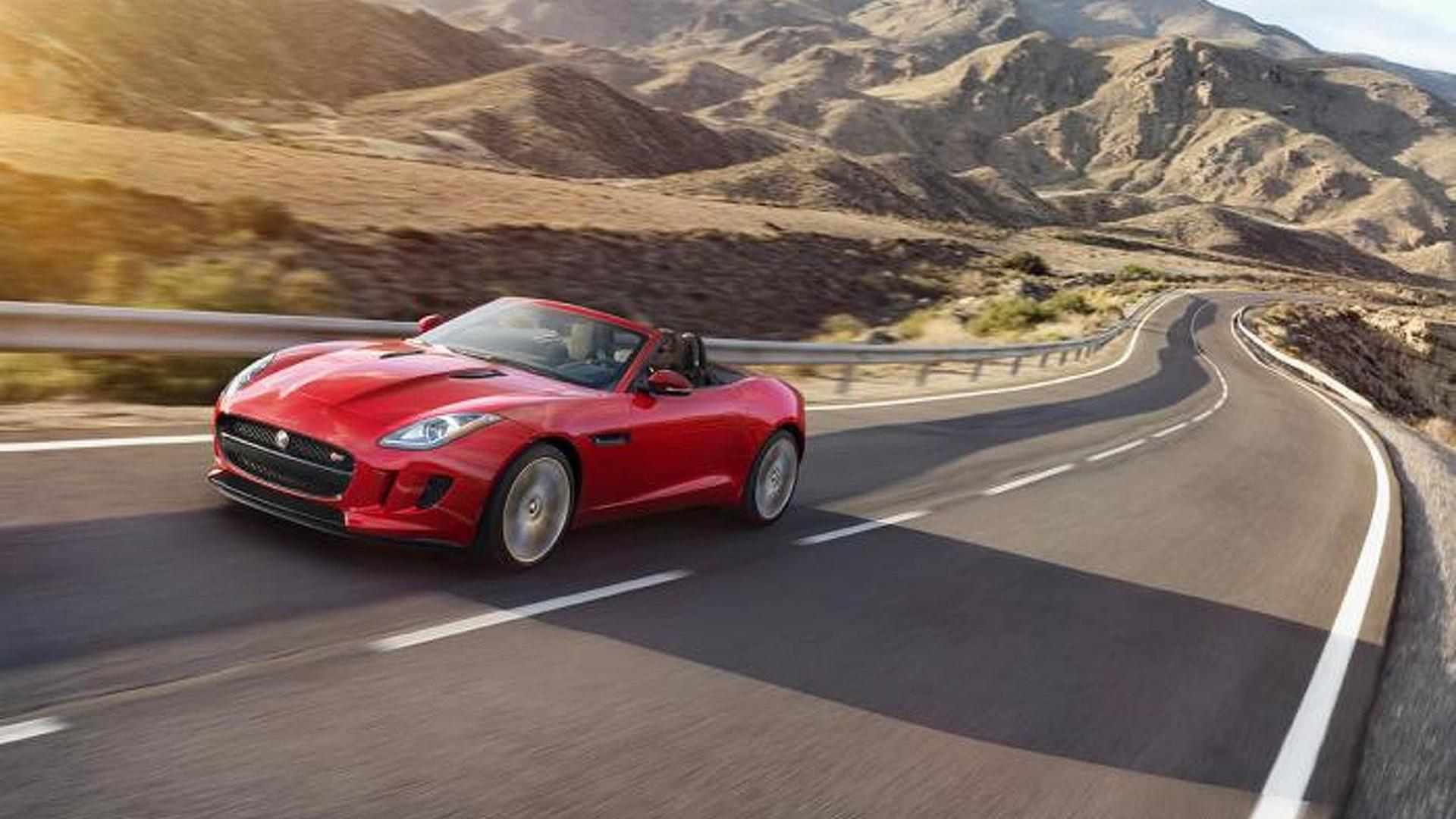 2016 Jaguar F-Type U.S. pricing announced [video]