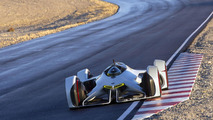 Chevrolet Chaparral 2X Vision Gran Turismo revealed with a laser-based propulsion system