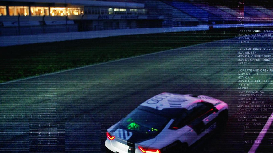 Audi RS7 piloted driving concept teased, will tackle the Hockenheim at 240 km/h [video]