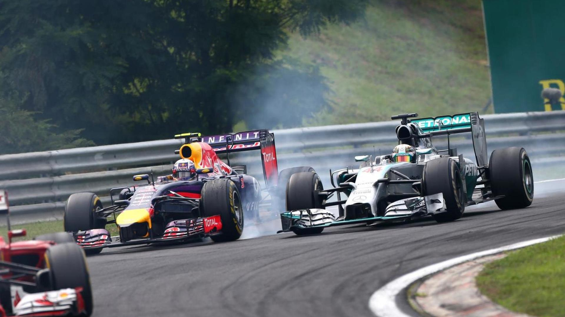 Prost doubts Renault can catch Mercedes in 2015