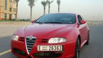 Autodela Alfa GT Super Evo in Dubai