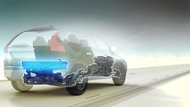 Volvo XC60 Plugin Hybrid Concept 04.01.2012