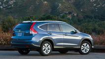 2012 Honda CR-V debuts in L.A. - 17.11.2011