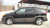 2001 Pontiac Aztek with VIN #001 31.07.2013