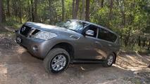 2013 Nissan Patrol breaks cover (AU)