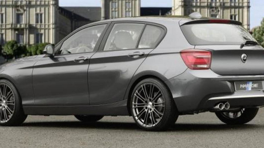 BMW 1-Series tuned by Hartge