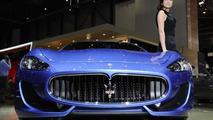 2013 Maserati GranTurismo Sport live in Geneva 06.03.2012