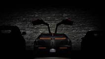 Bugatti 16C Galibier super sedan artist proposal