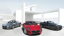Jaguar F-Type hits Nardo and the Nurburgring [video]