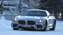 Mercedes-AMG hints at GT Black Series