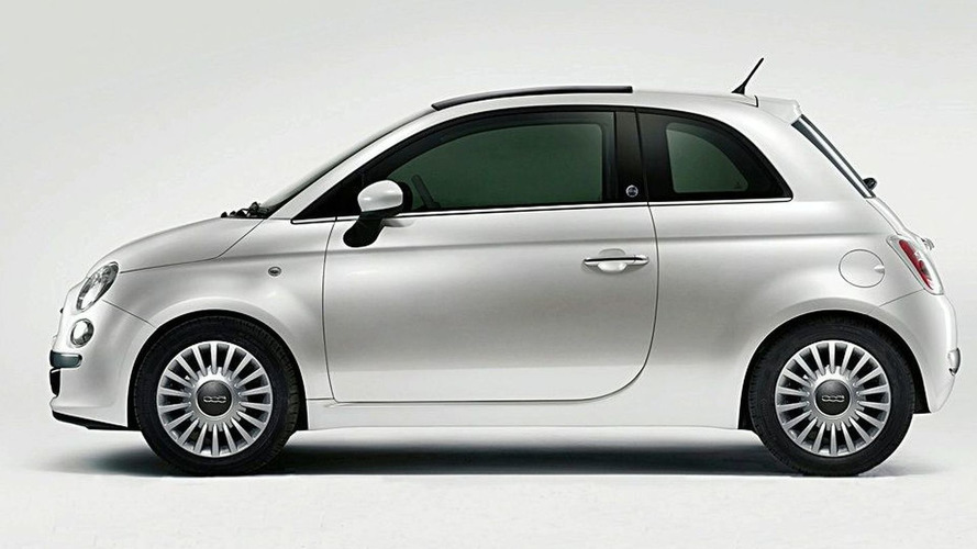 Fiat 500 PUR-O2 Debut in Paris