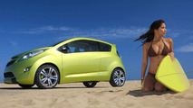 Chevrolet Beat Concept Confirmed to go to Production