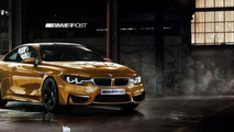 BMW M4 Coupe and 4-Series Gran Coupe rendered