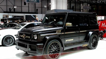 Mercedes-Benz G65 AMG Spyridon by Hamann at 2013 Geneva Motor Show