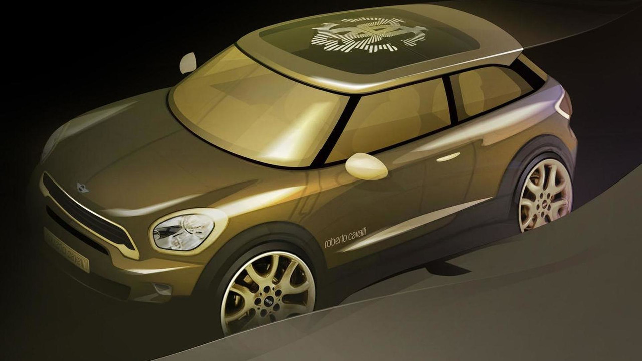 MINI Paceman teaser image for Life Ball 2013 08.5.2013