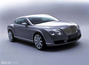 Bentley Continental GT Concept