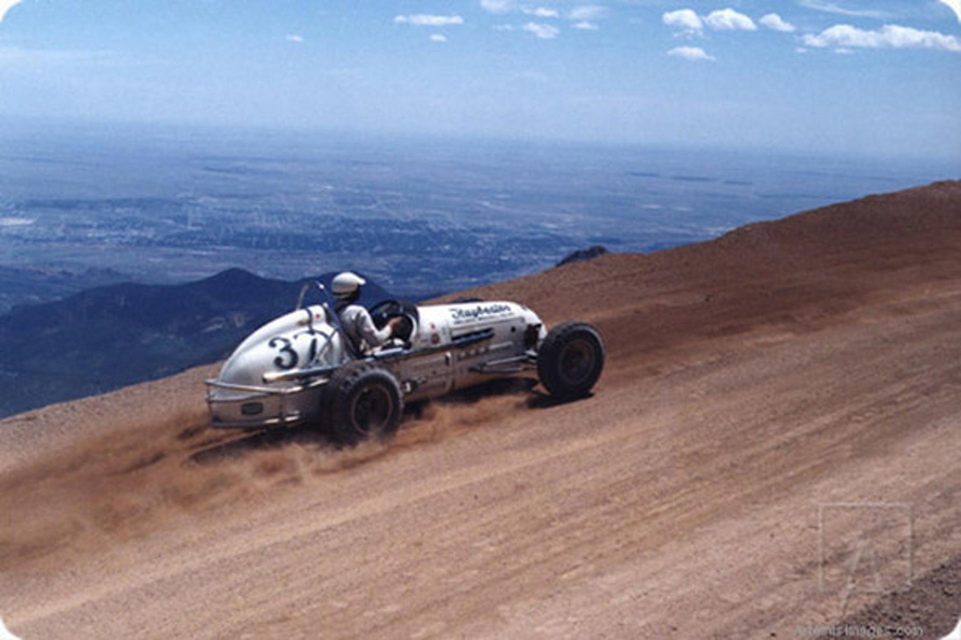 2012 Pikes Peak Hill Climb: Insanity at 14,000 Feet