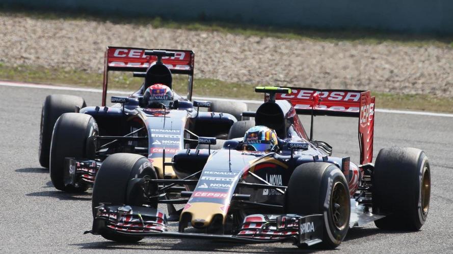 Sainz 'even faster' than Verstappen
