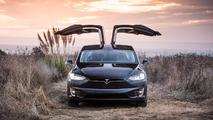 Tesla Model X 75D replaces 70D, gains 17 miles of range