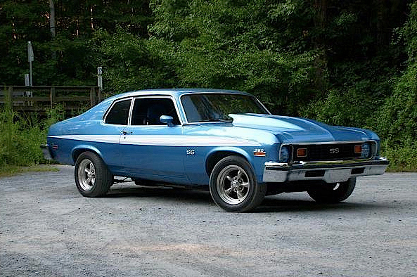 Your Ride: 1973 Chevrolet Nova SS