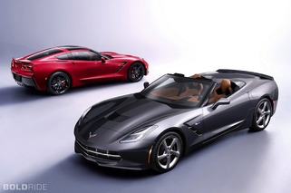 2014 Corvette Stingray Priced: $51,995 Coupe, $56,995 Convertible