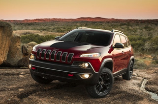2014 Jeep Cherokee Trailhawk: Is This Better?