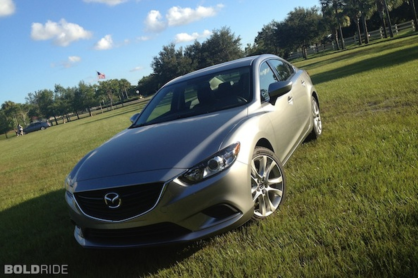 2014 Mazda6 Review: The Sportier Sedan