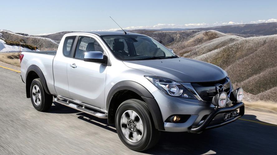 Isuzu to build new pickup truck for Mazda