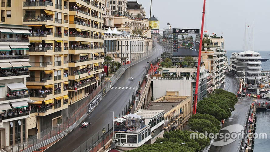 2016 Formula 1 Monaco Grand Prix - Race Results