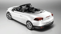New Megane Coupe-Cabriolet Revealed - Public Debut in Geneva