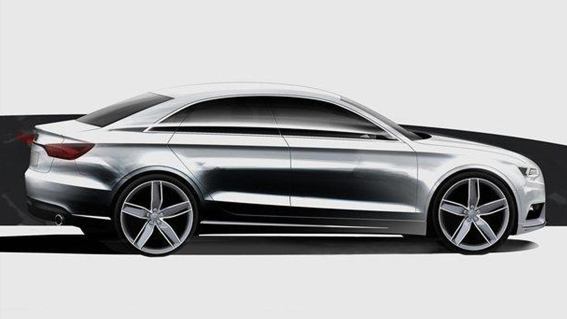Audi previews 2013 A3 range