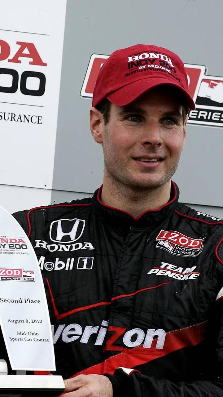 Will Power Team Penske - Lexington Mid-Ohio, Indycar Series Round 12, 06-08.08.2010 Lexington, USA