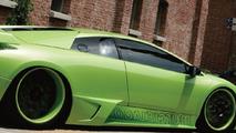 Lamborghini Murcielago LP640 by Japan's LB Performance