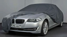 2010 BMW F10 5-Series Leaked
