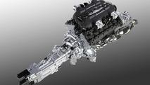 Lamborghini New V12 Engine 15.11.2010